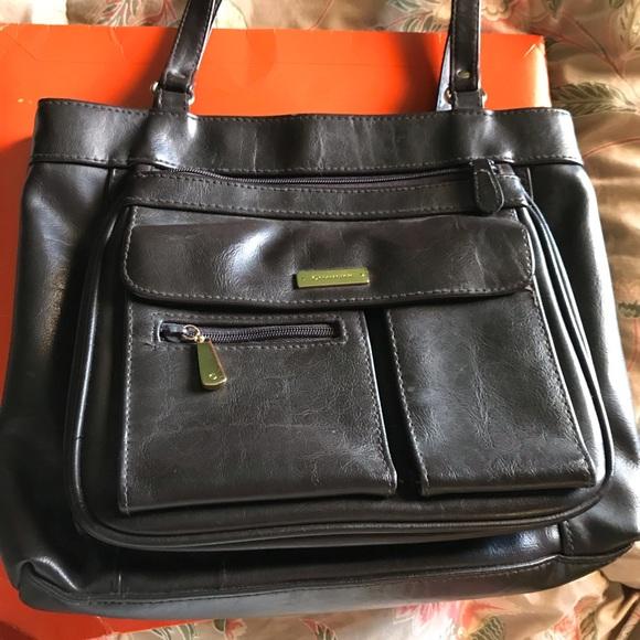 collection Handbags - Brown all purpose shoulder bag